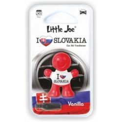 LITTLE JOE I LOVE SLOVAKIA VANILLA 1KS