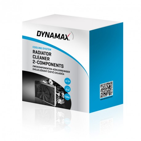 V-RADIATOR CLEANER 2-COMPONENTS(2x150ML)