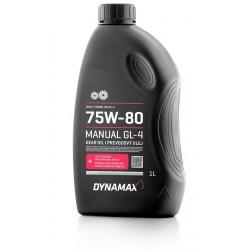 DYNAMAX GEAR 75W80 TRX GL 4 1L