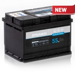 DYNAMAX ENERGY BLUELINE 55AH