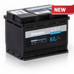 DYNAMAX ENERGY BLUELINE 62AH