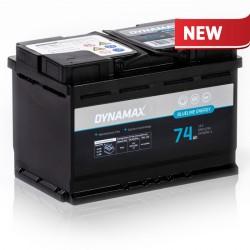 DYNAMAX ENERGY BLUELINE 74AH