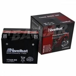 MOTOBATÉRIA NOVELBAT YTX20-BS