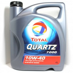 TOTAL QUARTZ  7000 10W-40 4 L