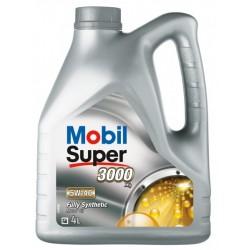 MOBIL SUPER 3000 X1 5W-40 4 L