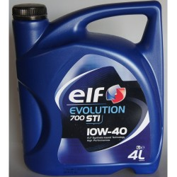 ELF EVOLUTION 700 STI 10W-40 COMP. 4 L