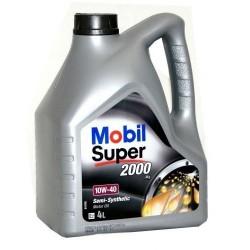 MOBIL SUPER 2000 X1 10W-40  4 L