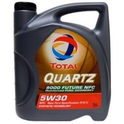 TOTAL QUARTZ 9000 FUTURE  NFC 5W-30 5 L
