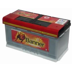 BAT BANN 100Ah POWER B. P10040
