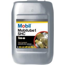 MOBILUBE 1 SHC 75W-90  20 L