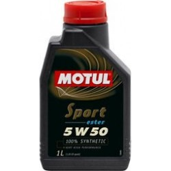 MOTUL SPORT 5W50 1L 103048