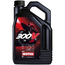 MOTUL 300V 5W-30 4T FL 4L 104111