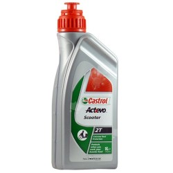CASTROL ACT EVO POWER1 SCOTER 2T 1L