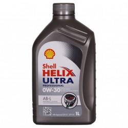 SHELL HELIX ULTRA PROF.AB L0W30 1L°