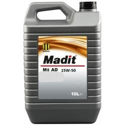 MADIT M8AD 15W50 10L°