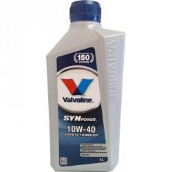 VALVOLINE SYNPOWER 10W-40  1L