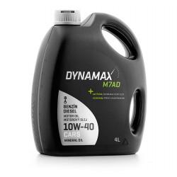 DYNAMAX M7AD 10W-40 4L