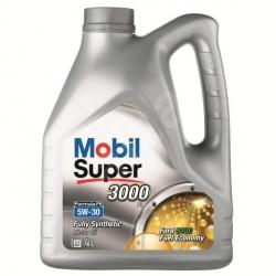 MOBIL SUPER 3000 FE X1 5W-30 4L