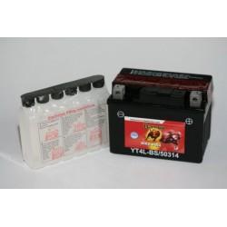 BANNER BIKE BULL YTX4L-BS 50314 AGM