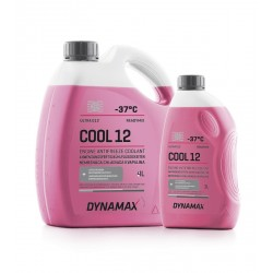 DYNAMAX COOL ULTRA 12 (READYMIX) 4L -37˚