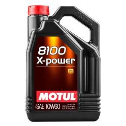 MOTUL 8100 X-POWER 10W60 5L 106144