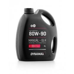 DYNAMAX HYPOL PP 80W-90 GL4 4L