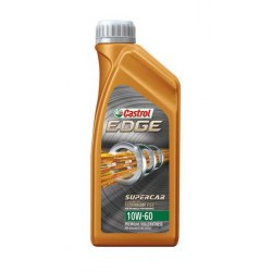 CASTROL EDGE 10W-60 SUPER CAR 1L