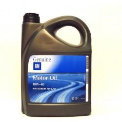 GM MOTOR OIL 10W40 5L°