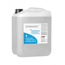 DYNAMAX 10L DEMINERALIZOVANÁ TECHNICKÁ VODA