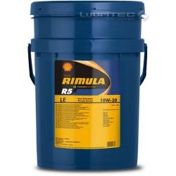 SHELL  RIMULA R5 LE 10W-30 20 L