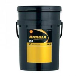 SHELL RIMULA R3 X 15W-40 20L