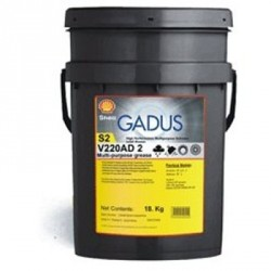 SHELL GADUS S2 V220 AD 2 18KG