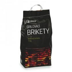DRACO GRILOVACIE BRIKETY 2,5KG