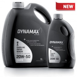 V-DYNAMAX SL PLUS 20W50 1L
