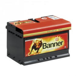 BANNER 72Ah POWER BULL - P7209