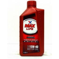 VALVOLINE MAX LIFE 15W-40 1L