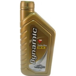 MOL DYNAMIC TURBO PLUS 15W-40 1L