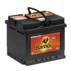 BANNER 55Ah STARTING BULL - 55519