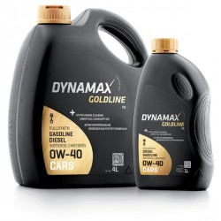 V-DYNAMAX GOLDLINE FS 0W40 4L