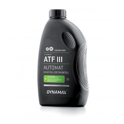 V-DYNAMAX ATF III COLORLESS 1L