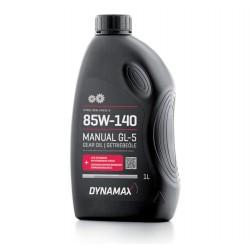 DYNAMAX HYPOL 85W-140 GL5 1L