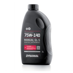 DYNAMAX HYPOL 75W-140 LS GL5 1L