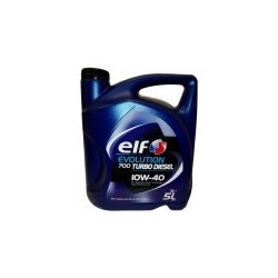 ELF EVOLUTION 700 TURBO DIESEL10W-40 5 L