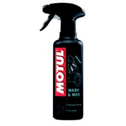 MOTUL E1 WASH AND WAX 0.400L 102996