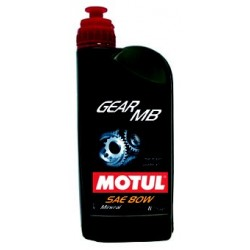 MOTUL GEAR MB 80W 1L 100958