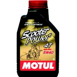 MOTUL SCOOT 4T 5W-40 1L 101260/105958/