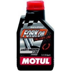 MOTUL FORK OIL FL MED 7,5W 1L 105926