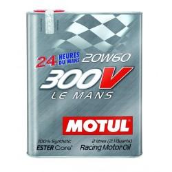 MOTUL 300V LE MANS 20W-60 2L 104245