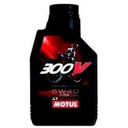 MOTUL 300V OFF ROAD 5W-40 1L 104134
