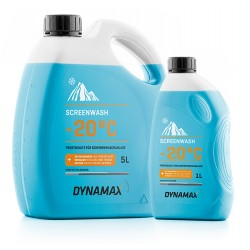 DYNAMAX SCREENWASH -20 1L